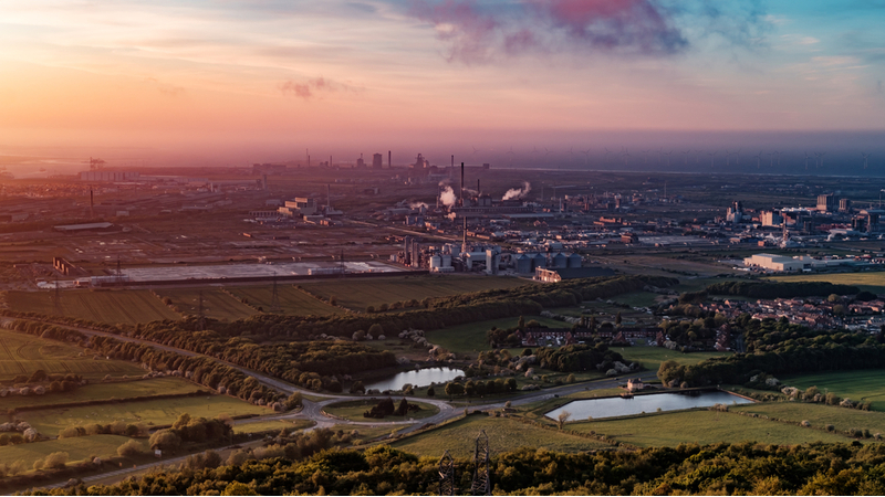 Protium will build the green hydrogen production facility in Teesside (Credit: Shutterstock)
