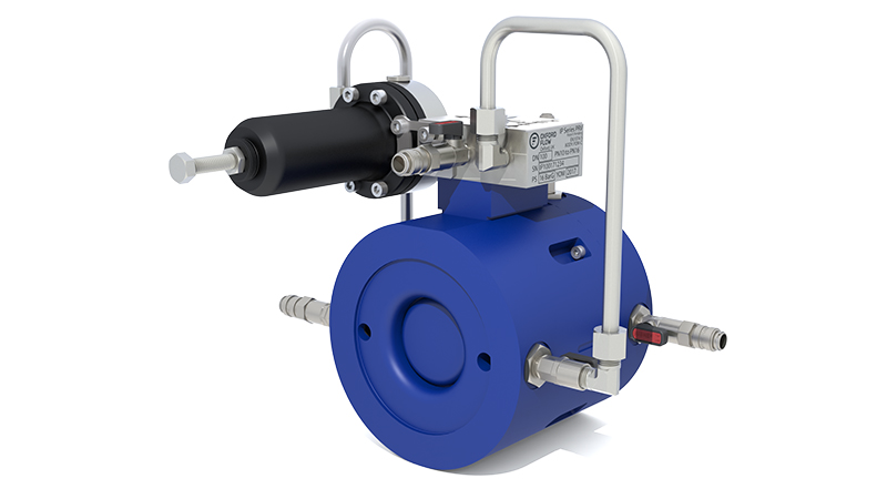 This innovative pressure-reducing valve was created by Oxford University spin-out Oxford Flow