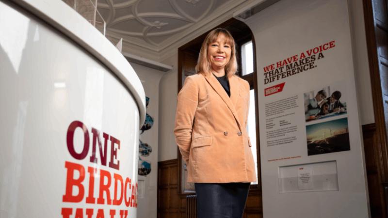 Dr Alice Bunn, Incoming CEO
