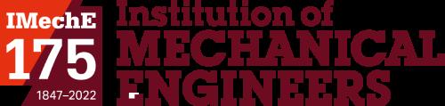 IMechE 175 anniversary logo