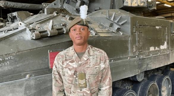 Sgt Edem Siawor