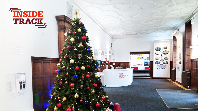 Merry Christmas from all at IMechE!