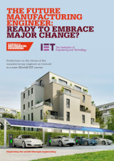 The Future Manufacturing Engineer Report th