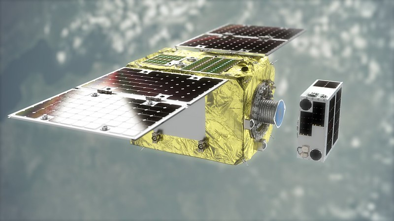 Astroscale targets two satellites for capture in government-backed mission  Image