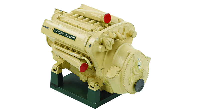 How the Napier Deltic engine fixed a serious problem for the navy's fast patrol boats Image