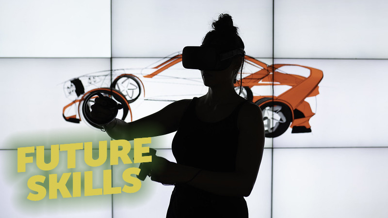 Future Skills week: User-centric design 'has to be in the DNA of engineers' Image