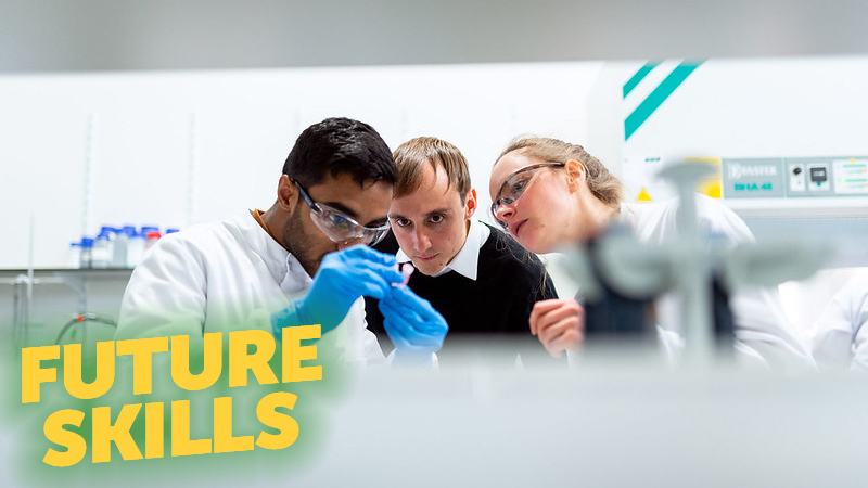 Future Skills week: 'Communication and collaboration will become make or break' Image