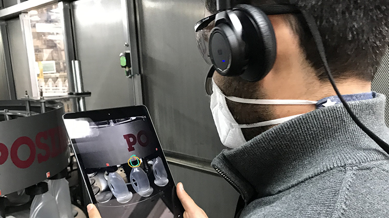 Augmented reality lets experts problem solve at a distance Image