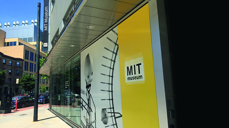Worth a detour: Innovation and inclusivity at the MIT Museum Image