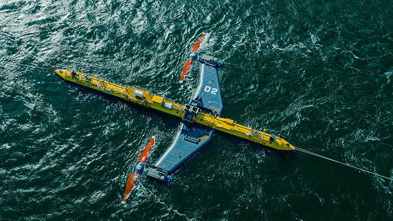 World's most powerful tidal turbine starts exporting powerImage