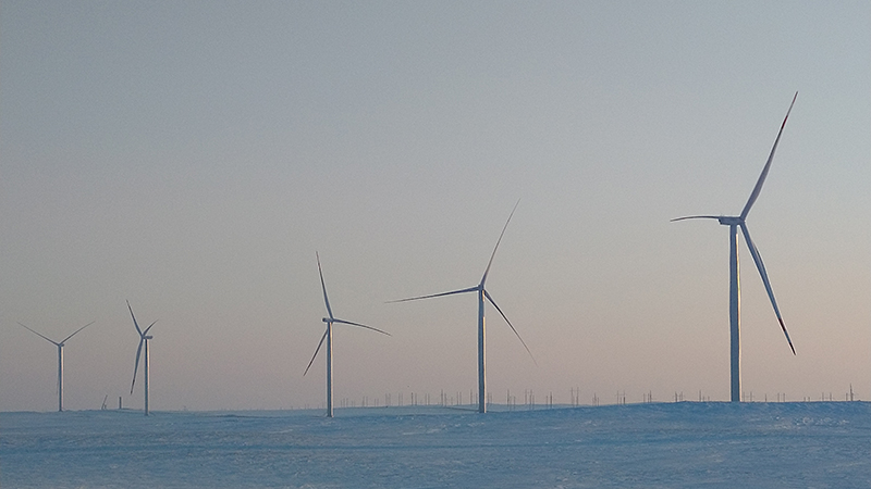 Nickel batteries to keep wind farm operating at -35ºC  Image