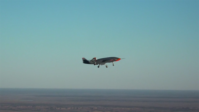 Boeing's autonomous Loyal Wingman flies for first timeImage