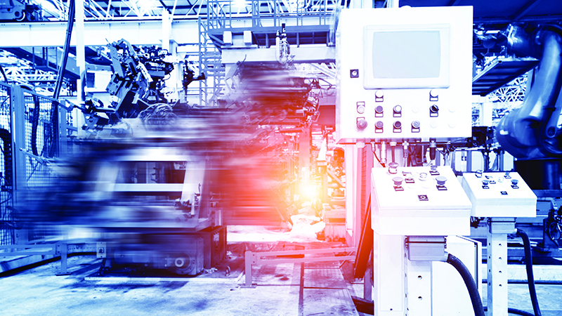 AI's time to shine as manufacturers respond to shocks  Image