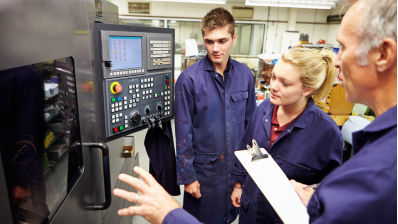 More than £1bn apprenticeship levy money goes unspent Image