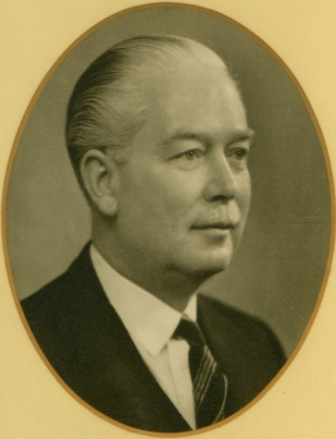 Arthur Clifford Hartley 1951