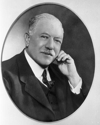 Asa Binns 1940