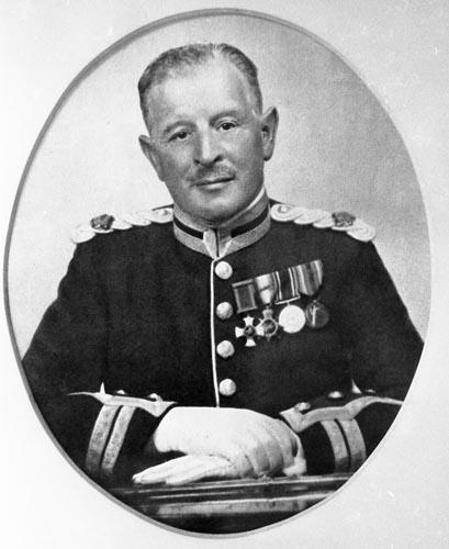 Colonel S J Thompson 1942
