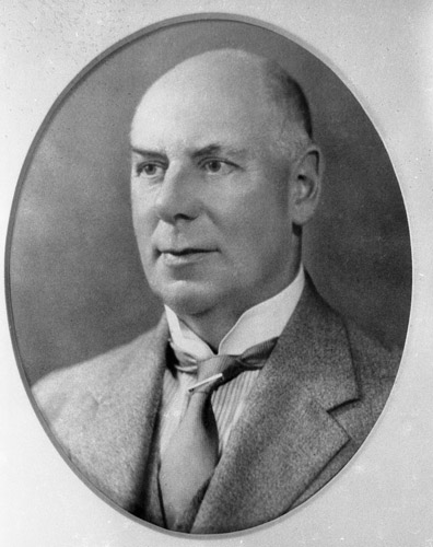 Edmund Bruce Ball 1939