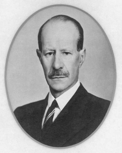 Lord Aberdeen, Dudley Gladstone Gordon 1947