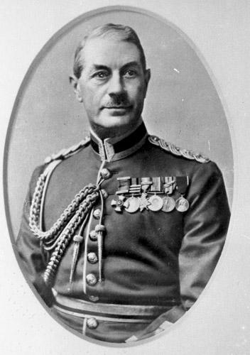 Major General Alexander Elliot Davidson 1935