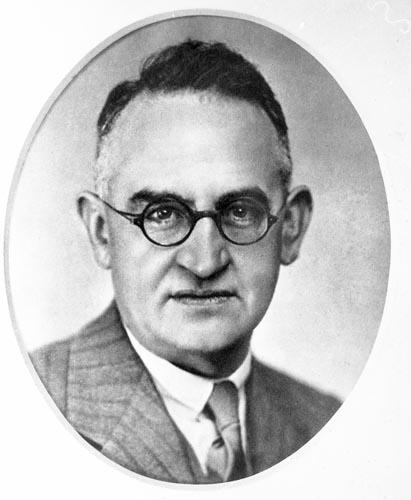 Professor  Andrew Robertson 1945