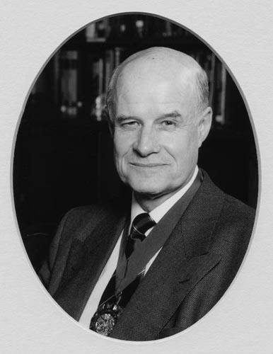 Professor Christopher Taylor 2003
