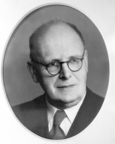 Richard William Bailey 1954