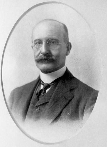 Sir Hay Frederick Donaldson 1913-1914
