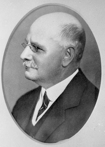 Sir Henry Fowler 1927