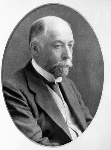 Sir John Dewrance 1923