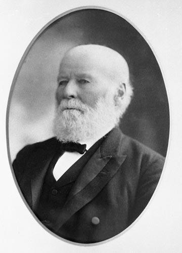 Sir Lowthian Bell 1884