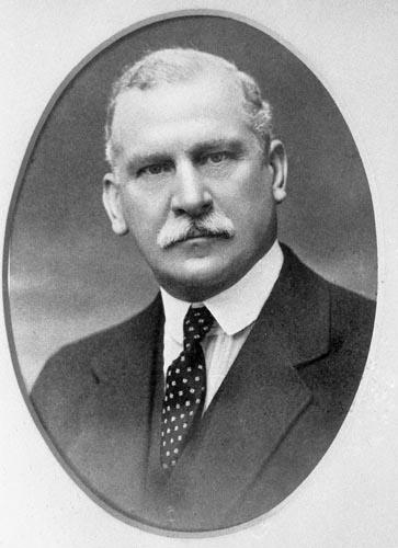 Sir Vincent L Raven 1925