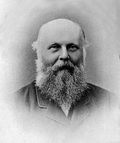 Sir William Anderson 1892-1893