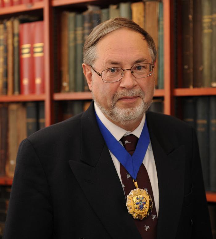 Professor Rod Smith 2011